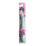 皓乐齿(Ora2) DoClear儿童 牙刷 (4-6岁) (人性化设计手柄 颜色随机发放)