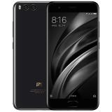 小米6 全网通 6GB+128GB 陶瓷黑尊享版 移动联通电信4G手机 双卡双待