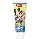 佳洁士(Crest) 阶段型儿童牙膏浆果味(安全低氟)(新旧包装,随机发送)(德国进口)