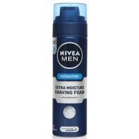 妮维雅(NIVEA)男士刮胡泡200ml(剃须膏 男士护肤品 温和清爽舒缓)