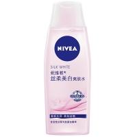 NIVEA妮维雅丝柔美白爽肤水200ml