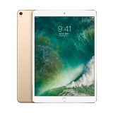 Apple iPad Pro 平板电脑 10.5 英寸(64G WLAN版/A10X芯片/Retina屏/Multi-Touch技术 MQDX2CH/A)金色
