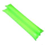 京唐 节庆啦啦棒加油棒 助威道具充气棒 学校运动会用品绿色80个装