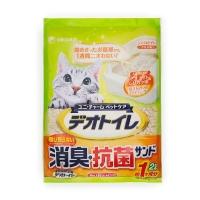 日本进口 佳乐滋(Gaines)双层猫砂盆专用沸石猫砂 2L