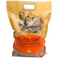 铠泽金(KATZE KING)宠物猫砂豆腐原浆猫砂除臭无粉尘6L