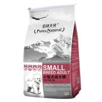 伯纳天纯Pure&Natural宠物狗粮小型犬成年犬健胃促吸收狗粮10kg