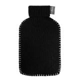 费许(FASHY)2.0升PVC材质黑色6715针织高领外套热水袋