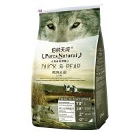 伯纳天纯Pure&Natural宠物狗粮鸭肉&梨清火去泪痕配方狗粮 全年龄12kg