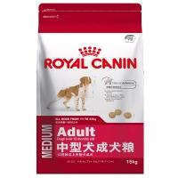 皇家(royal canin) 狗粮 中型犬 成犬狗粮 M25 15kg