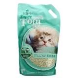 洁客(Drymax)植物环保无尘结团豆腐猫砂2.72kg