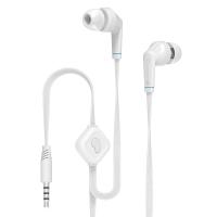 兰士顿(Langsdom)JD88 面条重低音入耳式手机耳机 通用型 白色