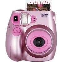 富士(FUJIFILM)INSTAX 一次成像相机  MINI7s相机 甜蜜金属粉