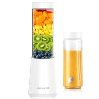 九阳(Joyoung)榨汁机 双杯 快速料理 可搅拌碎冰 迷你型 便携式L3-C1 白色