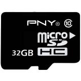 必恩威(PNY)32G TF(micro SD)存储卡(CLASS10)黑色