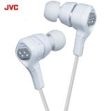 杰伟世(JVC)FR100X 夜店之声电音耳机 银色