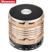 纽曼(Newsmy)L60插卡收音机 音响 音箱 MP3播放器 蓝牙自拍无线免提通话 TF卡低音炮电视电脑音箱 苹果手机音响