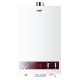 海尔(Haier)8升 冬夏模式  经济适用燃气热水器(天然气)JSQ16-H(12T)