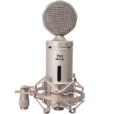 iSK BM-5000 专业电容麦克风 低噪声、高动态、强声压 网络K歌麦克风
