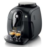飞利浦(PHILIPS)咖啡机 意式全自动家用商用带陶瓷研磨器 HD8650/07