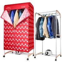艾美特(Airmate)干衣机 衣服烘干机/风干机 家用容量15公斤 功率1000瓦 双层烘衣机 HGY1018P-W