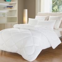 梦洁家纺出品 MEE 被芯 暖馨七孔纤维冬季厚被子 1.8米床 220*240cm