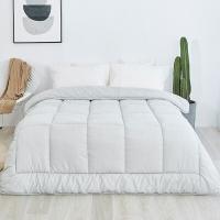 佳佰 被子 冬被 暖彩棉纤维被 独特质感柔软亲肤 150*200 【京东自有品牌】