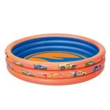 Bestway 风火轮(HOT WHEELS)儿童充气海洋球池婴儿玩具戏水池122x25cm波波球池93403
