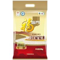 福临门 三江家宴米 粳米 东北米 中粮出品 大米 5kg