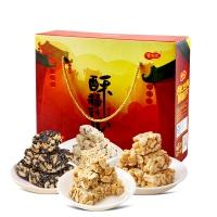 黄老五 零食大礼包 四川特产 休闲零食 组合装年货礼盒1268g