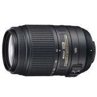 尼康(Nikon) AF-S DX 55-300mm f/4.5-5.6G ED VR 防抖镜头