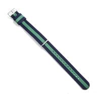 丹尼尔惠灵顿(DanielWellington)DW原装表带20mm尼龙银色针扣男款0405DW(适用于40mm表盘系列)