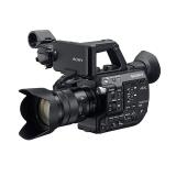 索尼(SONY) PXW-FS5K(含18-105镜头)手持式4K Super 35MM超级慢动作微电影摄影机