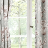 Homix 140*180cm两片套装伯爵花园窗帘