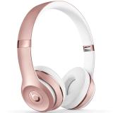 Beats Solo3 Wireless 头戴式 蓝牙无线耳机 手机耳机 游戏耳机 - 玫瑰金 MNET2PA/A
