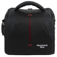火柴人(MatchstickMen)HK06 一机一镜单反/微单相机包 (黑色)