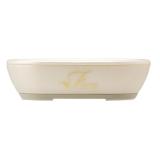 日本丽固(LEC)无盖树脂香皂盒白色965