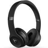 Beats Solo3 Wireless 头戴式 蓝牙无线耳机 手机耳机 游戏耳机 - 黑色 MP582PA/A
