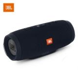 JBL Charge3 音乐冲击波3 蓝牙小音箱 音响 低音炮 移动充电 防水设计 支持多台串联 便携迷你音响 爵士黑