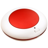 奥利弗充电宝暖手宝智能充电暖宝宝7200mAh圆形款1701款苹果白色