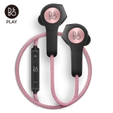 B&O PLAY H5 无线蓝牙磁吸断电入耳式音乐手机耳机 玫瑰粉色