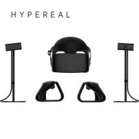 【双摄240°套装】HYPEREAL Pano+ 智能 VR眼镜 PCVR 3D头盔
