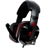 硕美科(SOMIC)G909 头戴式电脑耳麦 7.1声效震动游戏耳机 绝地求生耳机 吃鸡利器耳机 黑色
