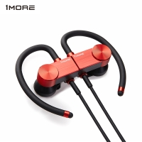 1MORE万魔 无线运动蓝牙耳机EB100 红色 双声道立体声 挂耳式 通用型