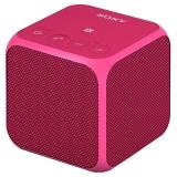 索尼(SONY)SRS-X11 音乐魔方 无线便携式扬声器 粉色