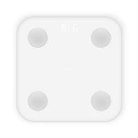 小米(MI)体脂秤白色 体重秤 智能体脂秤 电子秤 人体秤 家用体重秤 精准 APP数据测量