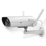 萤石(EZVIZ)C5C 4mm  智能无线网络摄像头 wifi远程监控摄像头 防水防尘枪机 高清夜视 远程拾音