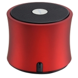 艾特铭客(AbramTek) 金刚3 全功能蓝牙音箱 便携迷你小音响 红色