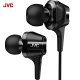 杰伟世(JVC)FXT100 双单元 钛膜科技 入耳式耳机