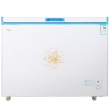TCL BD/BC-249HQD 249升 冷藏冷冻卧式冷柜 冰柜 节能省电(白色)