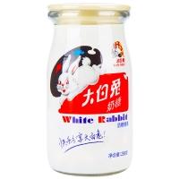 大白兔牛奶糖 糖果(奶瓶装)258g